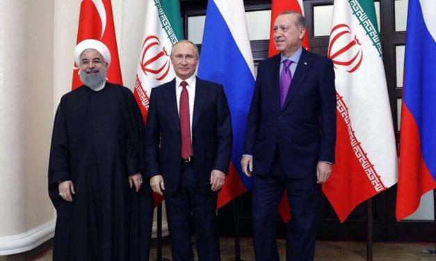 الأزمة السورية: ثلاثة محاور للتسوية السياسية