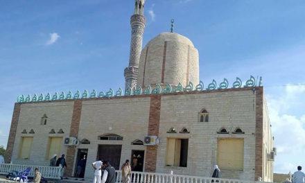 شعبان: حادث مسجد الروضة في سيناء واستهداف الصوفيين