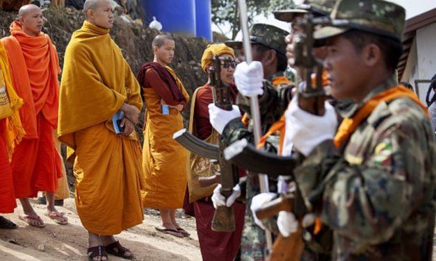 """الصراع البوذي – الاسلامي: استراتيجية جديدة لقطع """"طريق الحرير"""""""