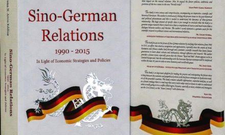 العلاقات الصينية – الالمانية: 1990 – 2015