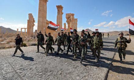 سوريا تنتقل من معركة التحرير الى معركة التوحيد