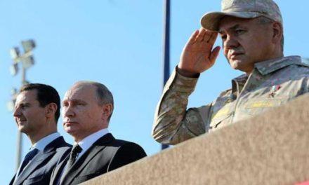زيارة بوتين ومعالم التسوية المقبلة