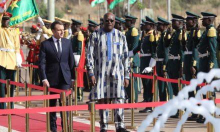 """حلم ماكرون """"الامبراطوري"""".. من البوابة الافريقية"""