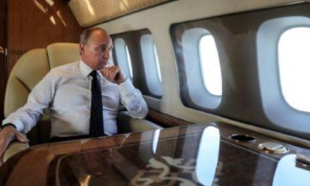 """جولة الرئيس بوتين """"المكوكية"""""""