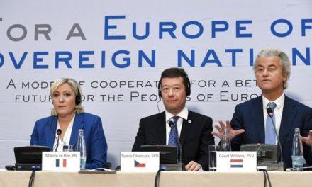 """اليمين الأوروبي: """"إتحاد الشعوب"""" بدلاً من """"إتحاد الدول"""""""