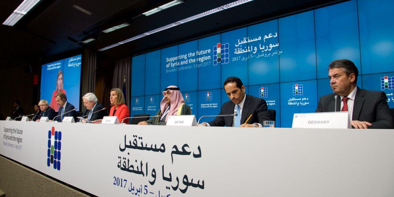الرؤى الأوروبية للحل السياسي في سورية وإعادة صياغة المواقف الدولية