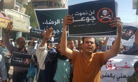 """بعد """"الربيع العربي"""".. هل بدأت """"ثورة الجياع""""؟!"""