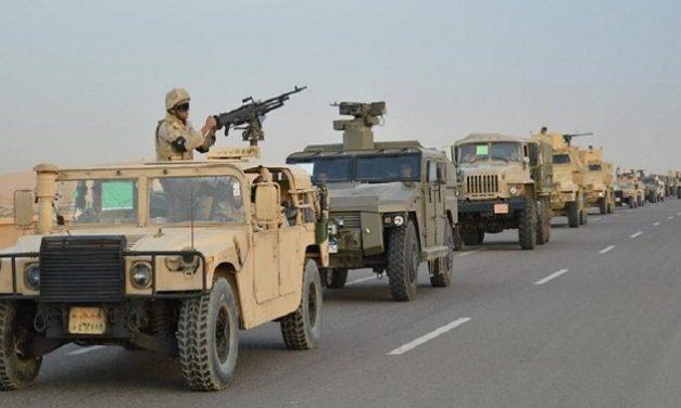أبعاد العملية العسكرية في سيناء