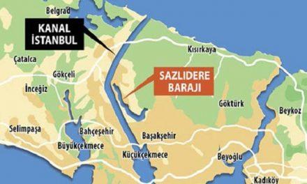 """""""قناة اسطنبول"""".. هل تكون مقدمة لـ """"قناة ساروس""""؟!"""