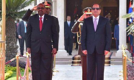 العلاقات المصرية – السودانية: هل انتهت الخلافات؟!