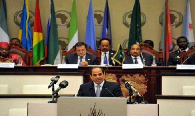 ملامح السياسة الخارجية المصرية في المحيط الإقليمي والدولي