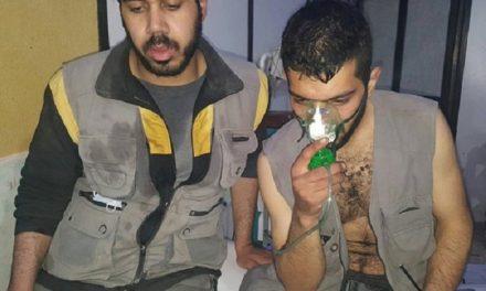 """الكيماوي السوري: حجة """"الإنهزام"""""""