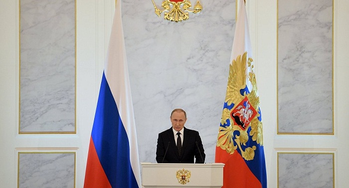 """ما لم يقله بوتين في خطاب """"حالة الإتحاد"""""""
