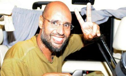 سيف الإسلام.. إلى رئاسة ليبيا؟!