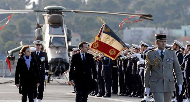 """فرنسا.. """"شرطي الناتو"""""""
