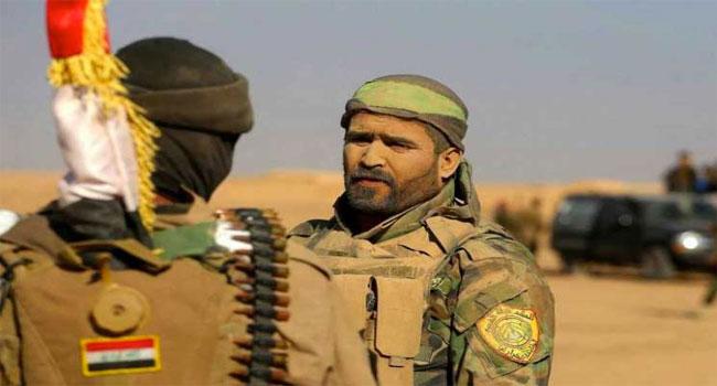 قوات الحشد الشعبي في العراق: أنموذج للوحدة الوطنية
