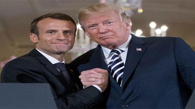 """صداقة أمريكية – فرنسية """"قلقة"""""""
