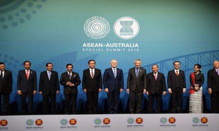 """قمة """"آسيان"""": مخاوف حقيقية من حرب تجارية"""