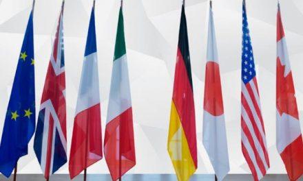 """""""G7"""": السلوك الروسي ضار ولا يسعى لحل النزاع في سوريا"""
