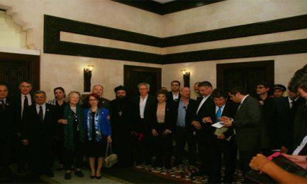أريسيان: زيارة الوفود الأجنبية إلى سوريا تدحض مزاعم الغرب