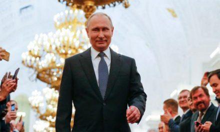بوتين.. ست سنوات قادمة للقوة الروسية