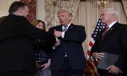 """السياسة الخارجية الأمريكية بعد تعيين """"مايك بومبيو"""""""