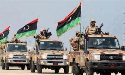"""إطلاق عملية """"الاجتياح المقدس"""" لتحرير الهلال النفطي الليبي"""