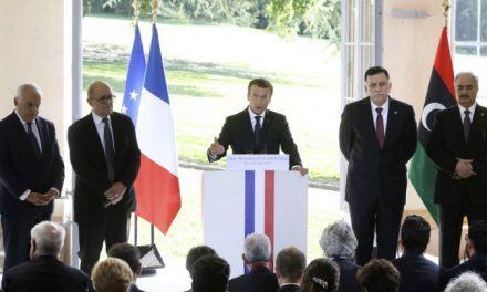 """مؤتمر باريس: """"خارطة طريق"""" لحل الأزمة الليبية"""