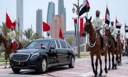العلاقات الصينية – الإماراتية: شراكة إستراتيجية شاملة