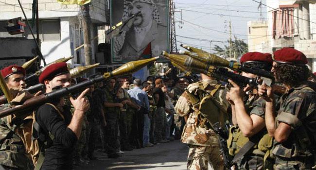 تعريف وصور المقاومة المسلحة في الأراضي المحتلة*