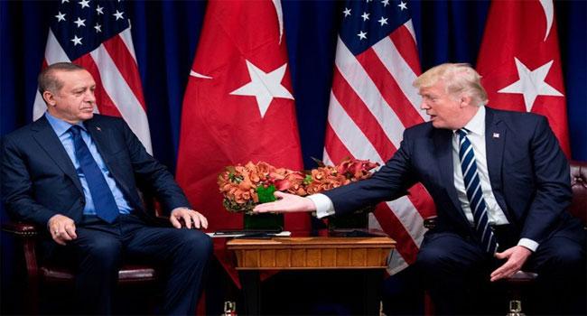 الدوافع الأمريكية خلف العقوبات على تركيا