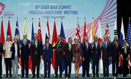 """آسيان: """"ضغط"""" على كوريا.. و""""فشل"""" مع روسيا"""