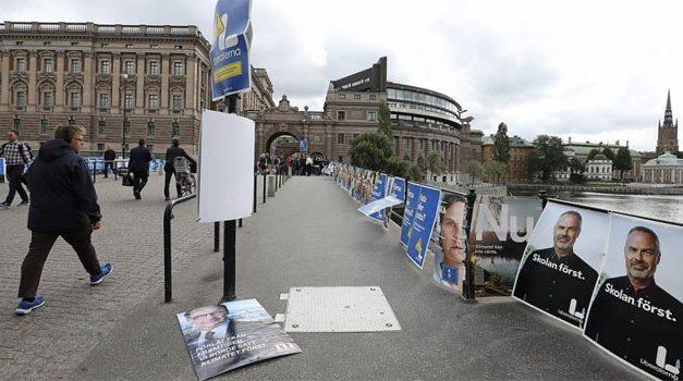 هل بات اليمين السويدي أقرب إلى تشكيل الحكومة والإطاحة باليسار التقليدي؟