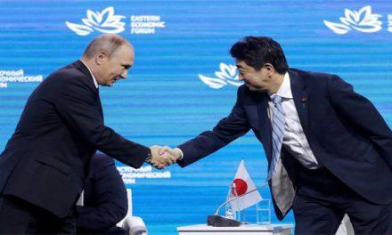 """طوكيو – موسكو: """"سلام مستحيل""""؟!"""