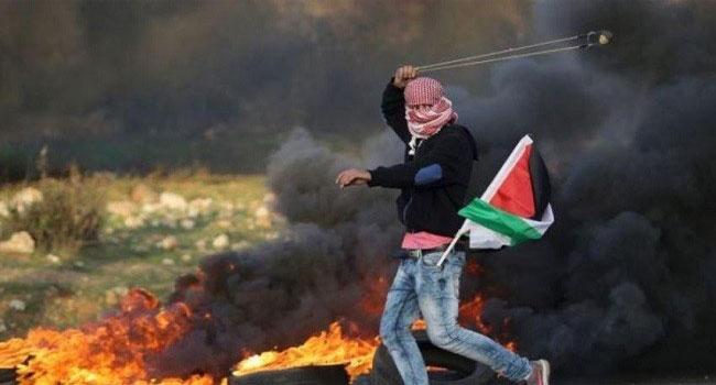 صور المقاومة الفلسطينية في الأراضي المحتلة*