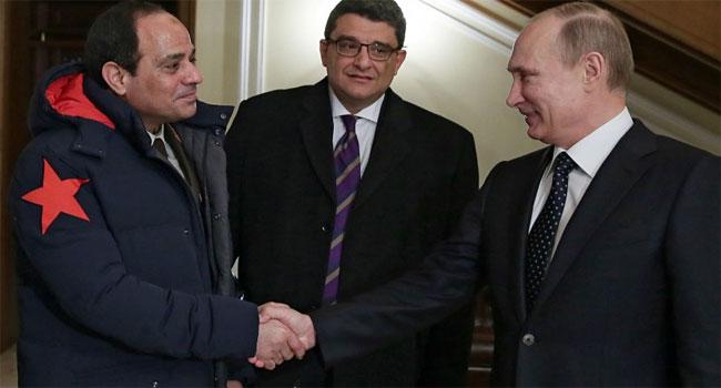 """السياسات الخارجية المصرية بين """"الحليف"""" الأمريكي و""""الشريك"""" الروسي"""