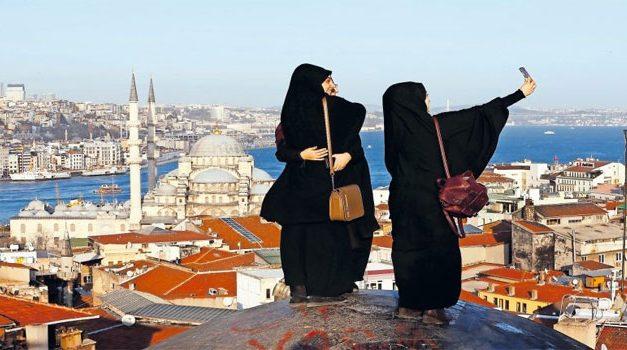 السياحة العربية بين تركيا وإسرائيل
