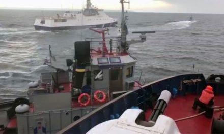 """الأزمة الروسية- الأوكرانية: محاولات غربية لـ """"عسكرة"""" بحر آزوف"""