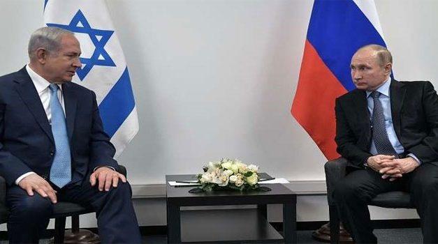 العلاقات الروسية – الإسرائيلية بين القطيعة والتنازلات