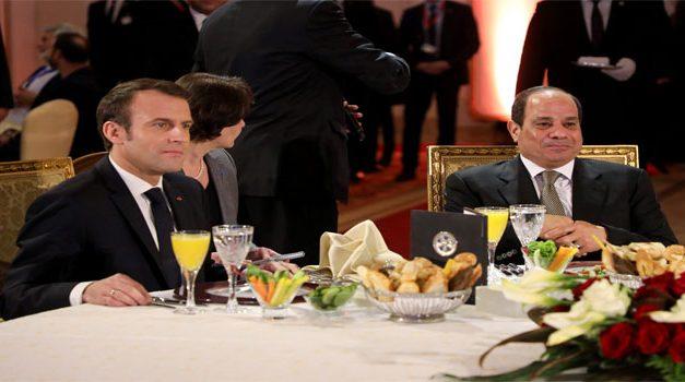 من إخضاع سوريا إلى إحتواء مصر