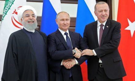 """""""سوتشي"""" و """"وارسو"""": صراع المؤتمرات في هيكلية الشرق الأوسط"""