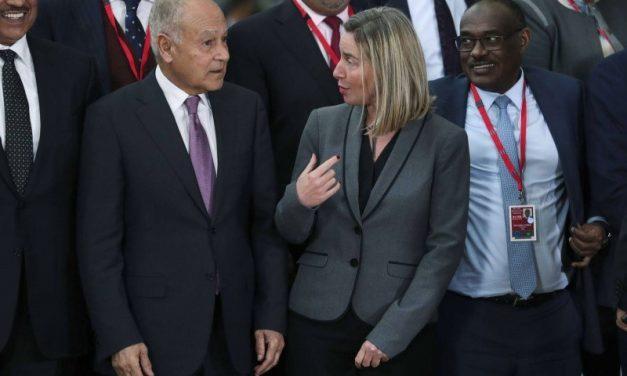 سياسة الإتحاد الأوروبي حيال المنطقة العربية: بين الواقعية والمبادئ
