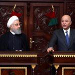 أبعاد ودلالات زيارة روحاني إلى العراق