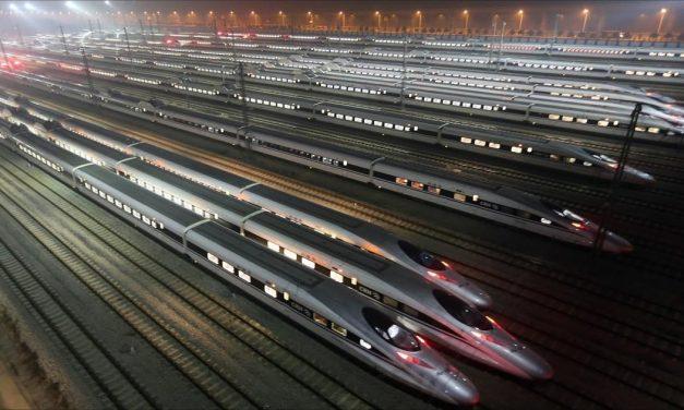 صناعة القطارات السريعة: تنمية للإقتصاد أم أداة للنفوذ؟