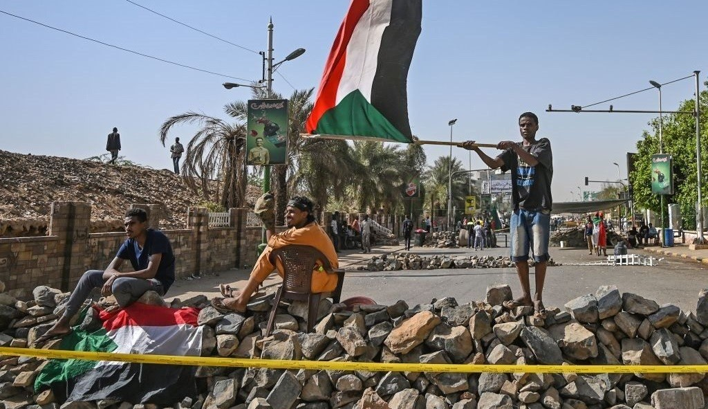 مألآت المشهد السياسي السوداني القائم