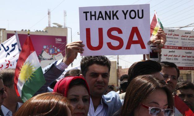 """واشنطن """"تحرق"""" ورقة الكرد وتبارك العملية التركية"""