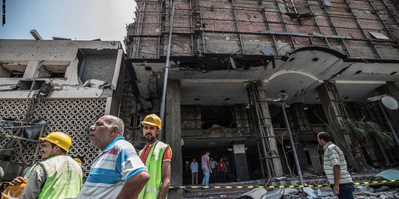 الحادث الإرهابي في مصر: الخلفيات والأسباب
