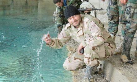 المشرق والحروب المقبلة على المياه