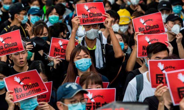 مظاهرات هونغ كونغ: محاولات أمريكية – بريطانية لإستهداف الصين؟