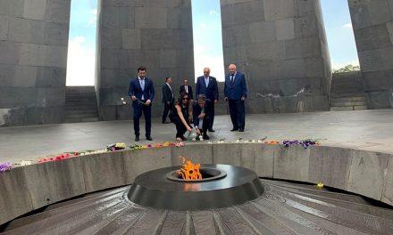 قراءة في العلاقات الأرمينية – الإسرائيلية
